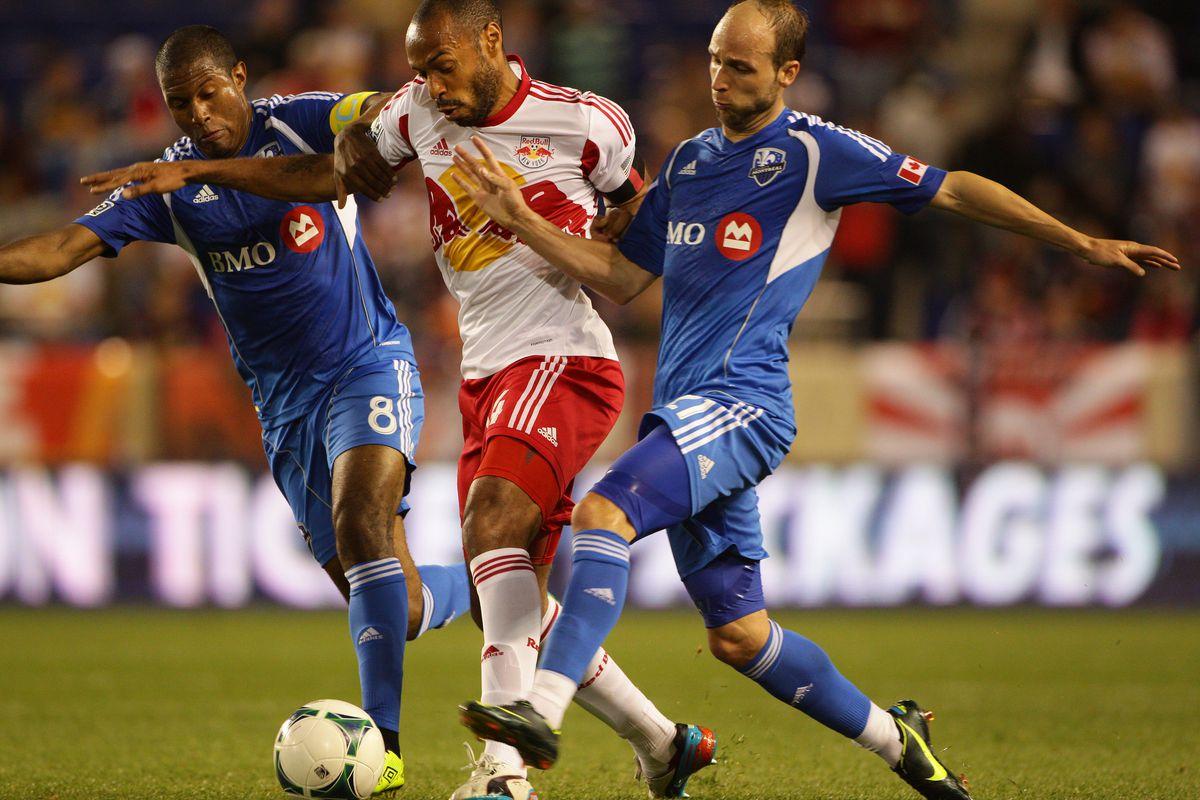 Soccer - MLS - New York Red Bulls v Montreal Impact