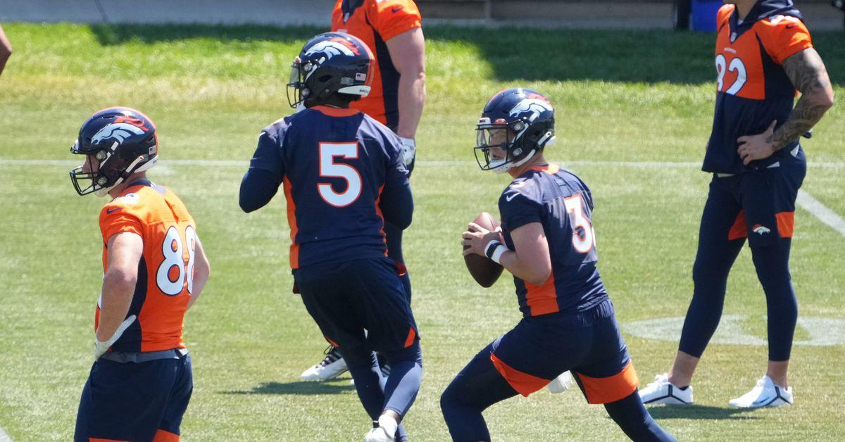 2021 Denver Broncos Training Camp: Day 3 news and notes