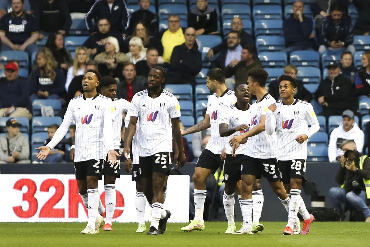 Millwall v Fulham - Sky Bet Championship