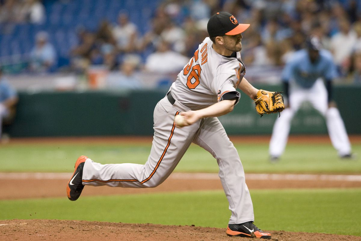 Baltimore Orioles 2013 in review: Darren O'Day - Camden Chat