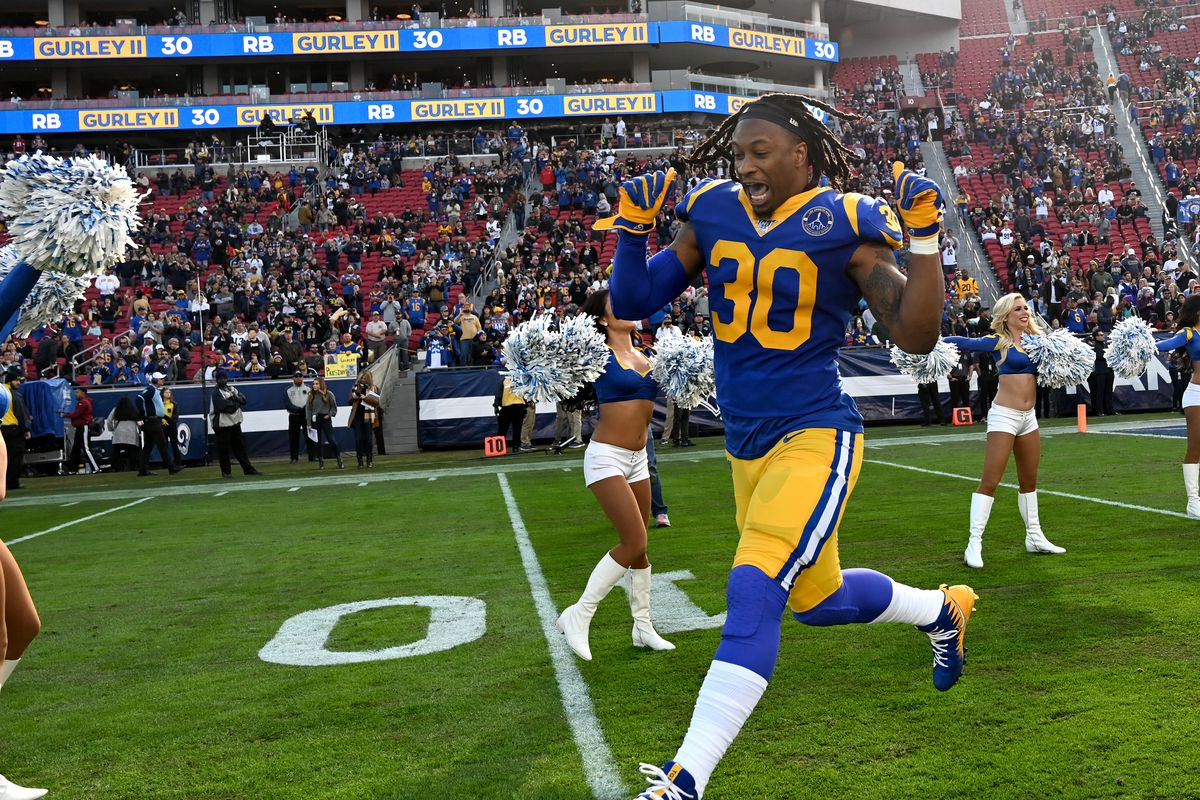 Todd Gurley Released By The Los Angeles Rams Fake Teams