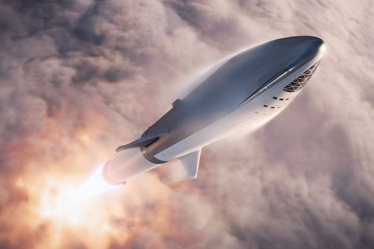 watch elon musk announce spacex s first moon passenger today at 6pm pt