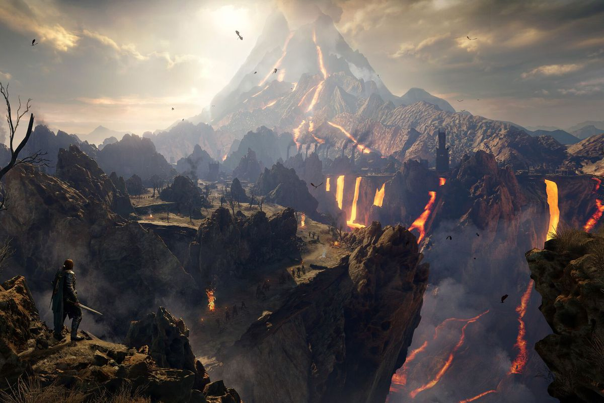 middle earth shadow of war gets rid of loot boxes adds gameplay