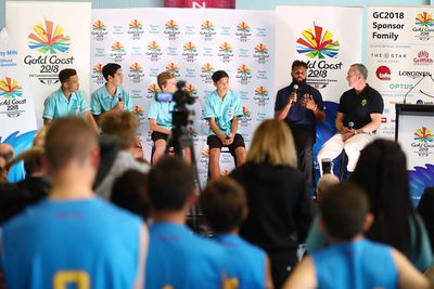 Gold Coast 2018 Commonwealth Games Ambassador Announcement