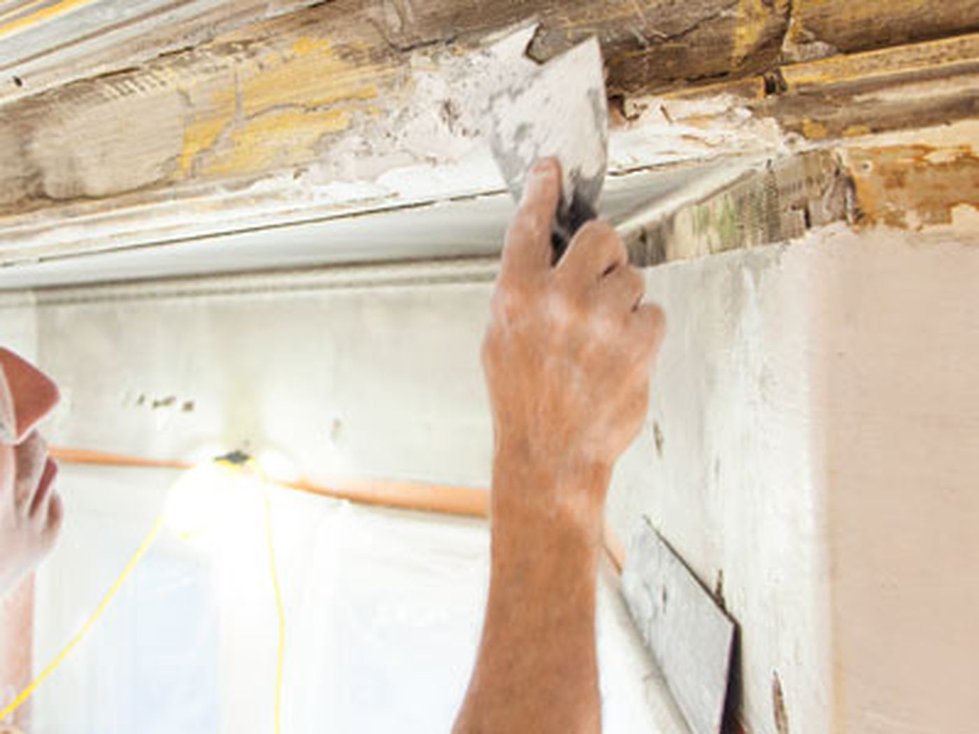Finding And Restoring Hidden Plaster Details This Old House