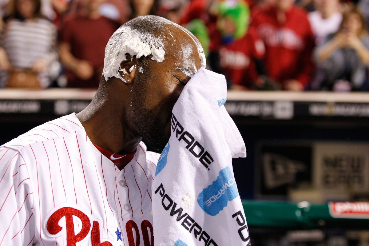 Long live Jimmy Rollins, the awesomest ever, he's the best LOVE YOU JIMMY!