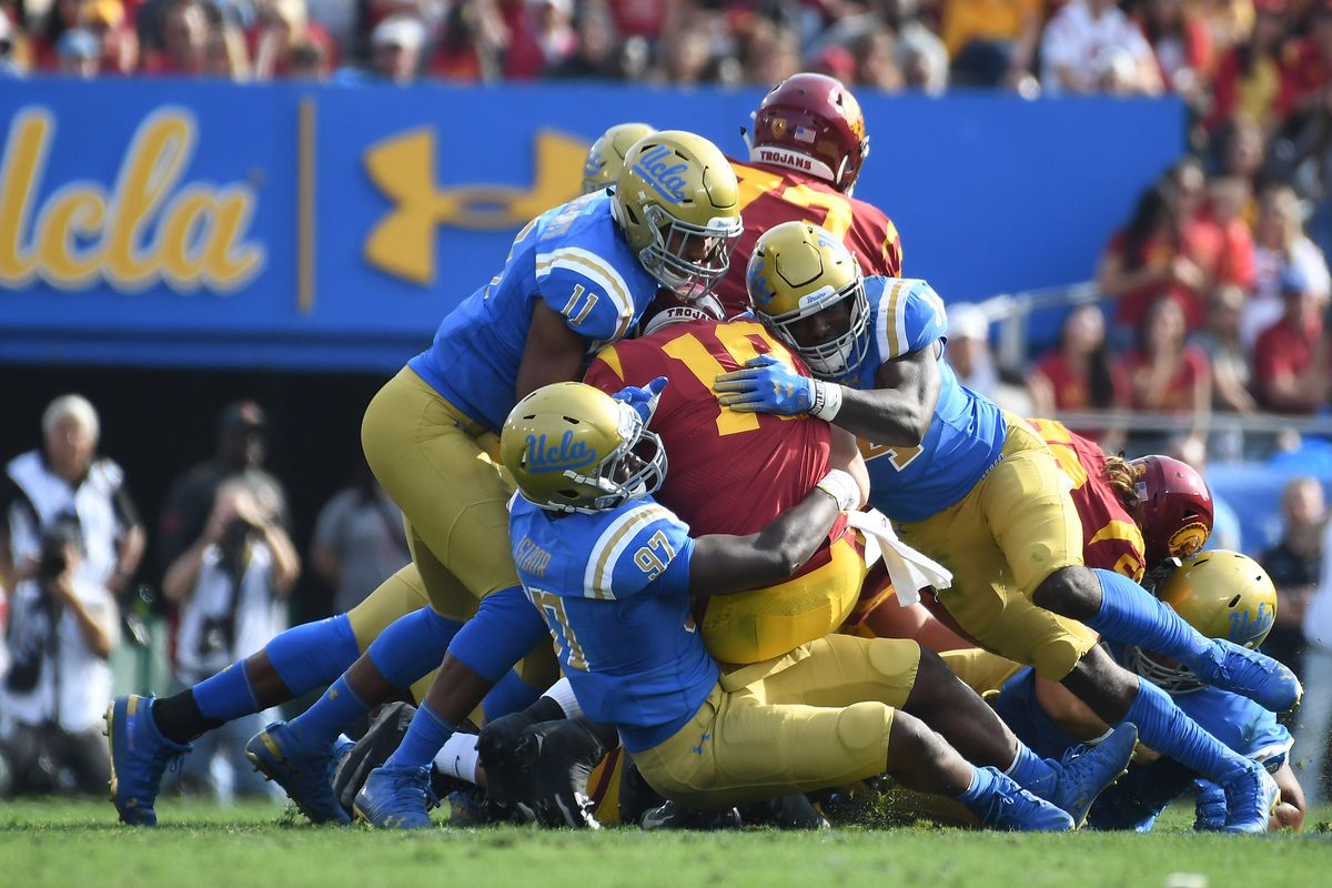 "UCLA Football: Bruins Are ""Excited to Hit Some Other People"""