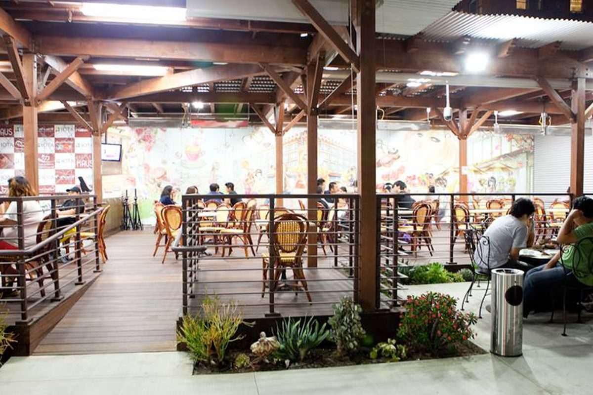 Iota Brew Cafe, Koreatown