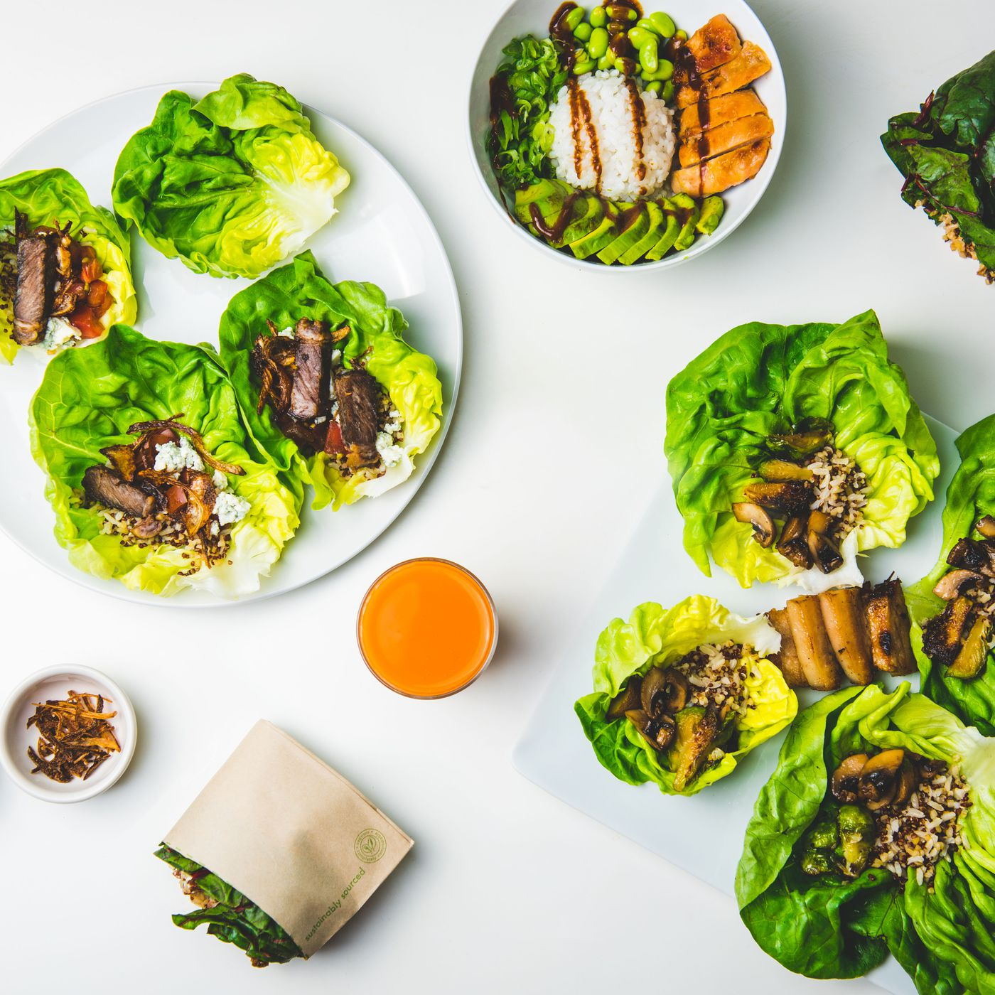 New Fast-Casual Restaurant Wants to Make Eating Lettuce \'A Lifestyle ...
