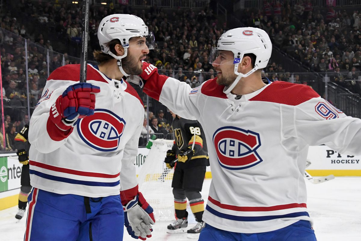Habs Headlines Signing Both Danault And Tatar Should Be Considered Eyes On The Prize