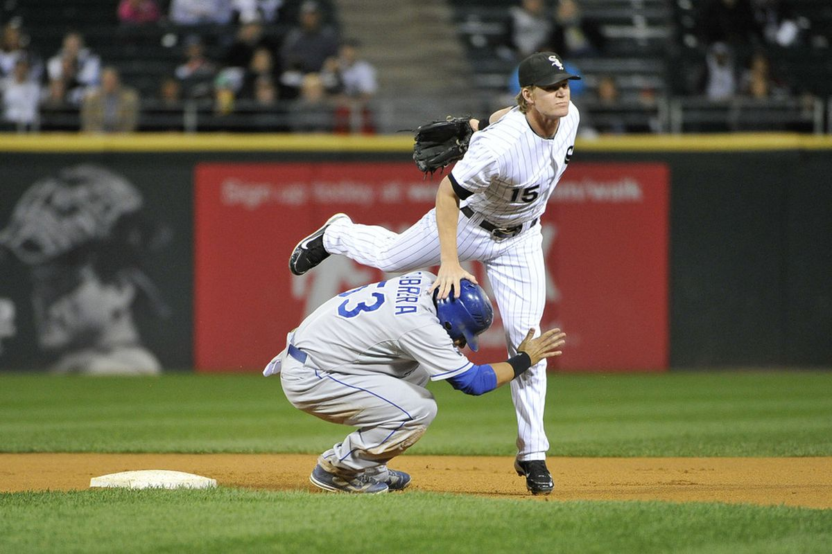 I will miss watching Melky Cabrera on the basepaths.