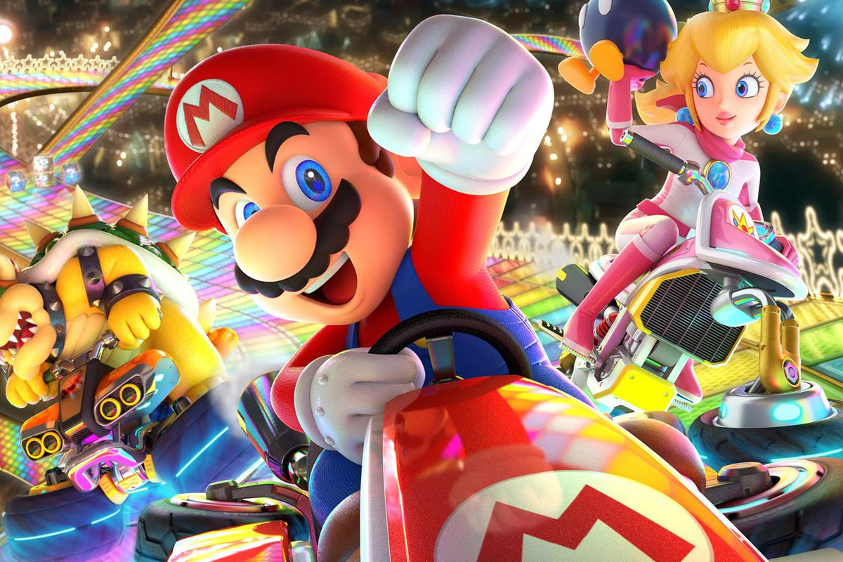 Mario Kart 8 Deluxe: Nine tips to give you a head start ...