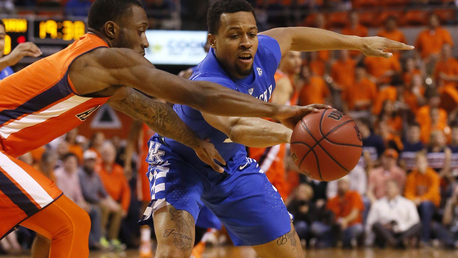 Kentucky Basketball Vs Team Toronto Game Time Tv Channel: Kentucky Wildcats Vs Auburn Tigers: Start Time, TV Info