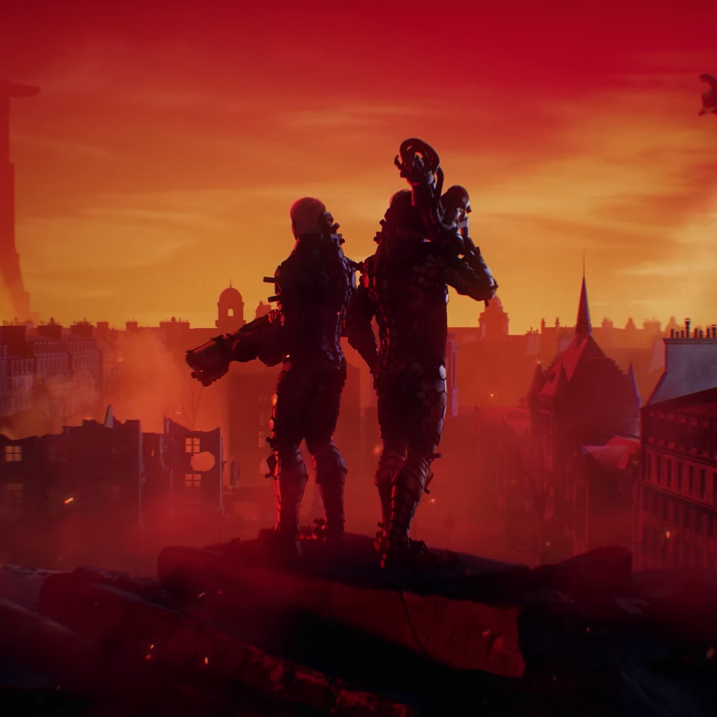 Wolfenstein: Youngblood features twin sisters killing Nazis in 1980s