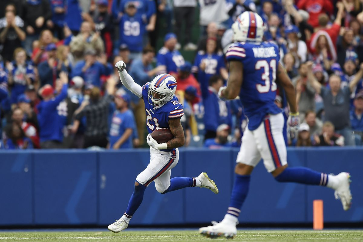 fb25cf5f One Stat Recap: turnovers fuel Buffalo Bills' victory over Tennessee ...