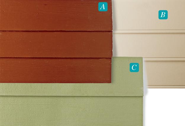 Clapboard Siding Options