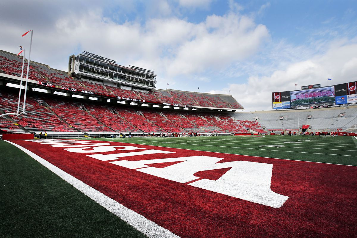 FILE: BYU will face Wisconsin at Camp Randall Stadium in Madison, Wis., on Saturday, Sept. 15, 2018.