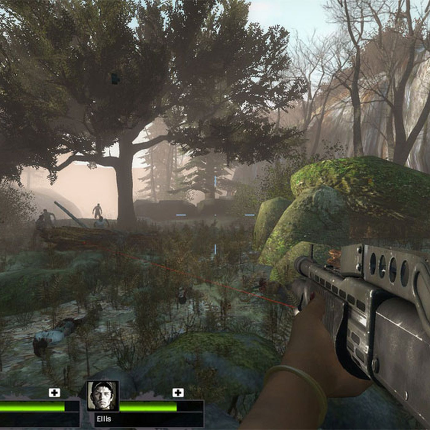 Left 4 Dead 2' 'Cold Stream' update hits Xbox 360 this Friday - Polygon