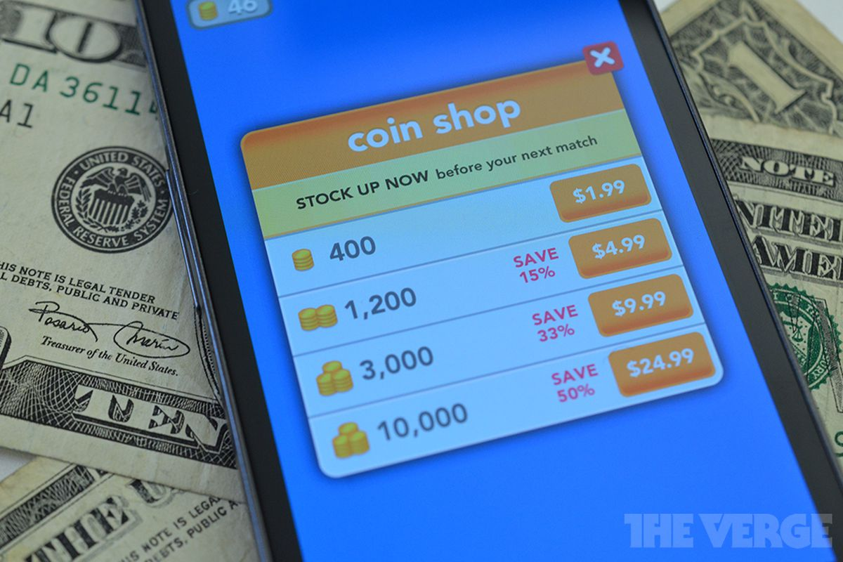 iOS and Amazon users spend more on in-app purchases than Google Play
