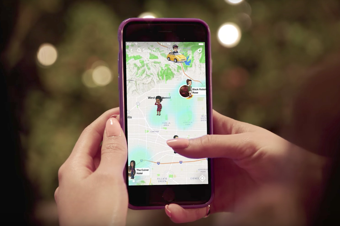 snapchat s newest feature is also its biggest privacy threat