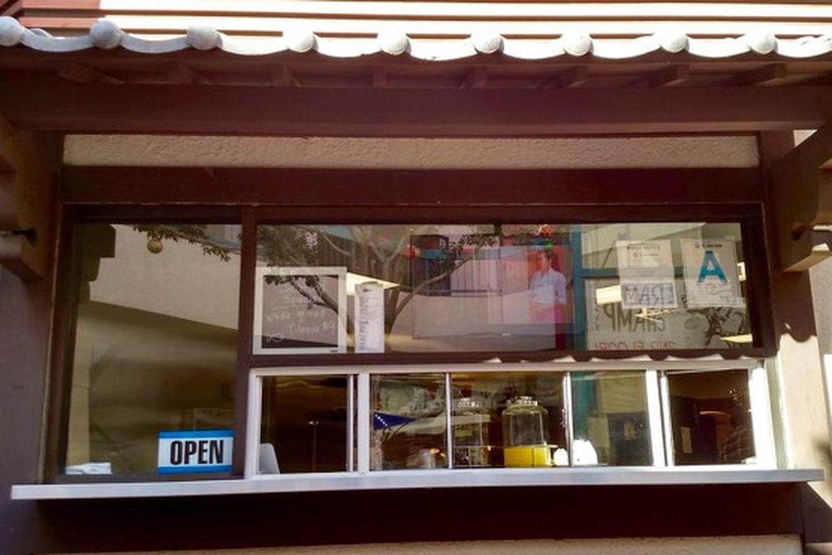 The Amboy window at Far East Plaza