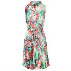 The Flo dress in multi.