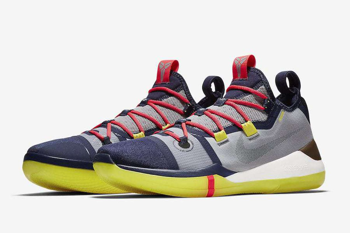 sports shoes 95154 9f874 Nike s new Kobe A.D. signature shoe has dropped - SBNation.com