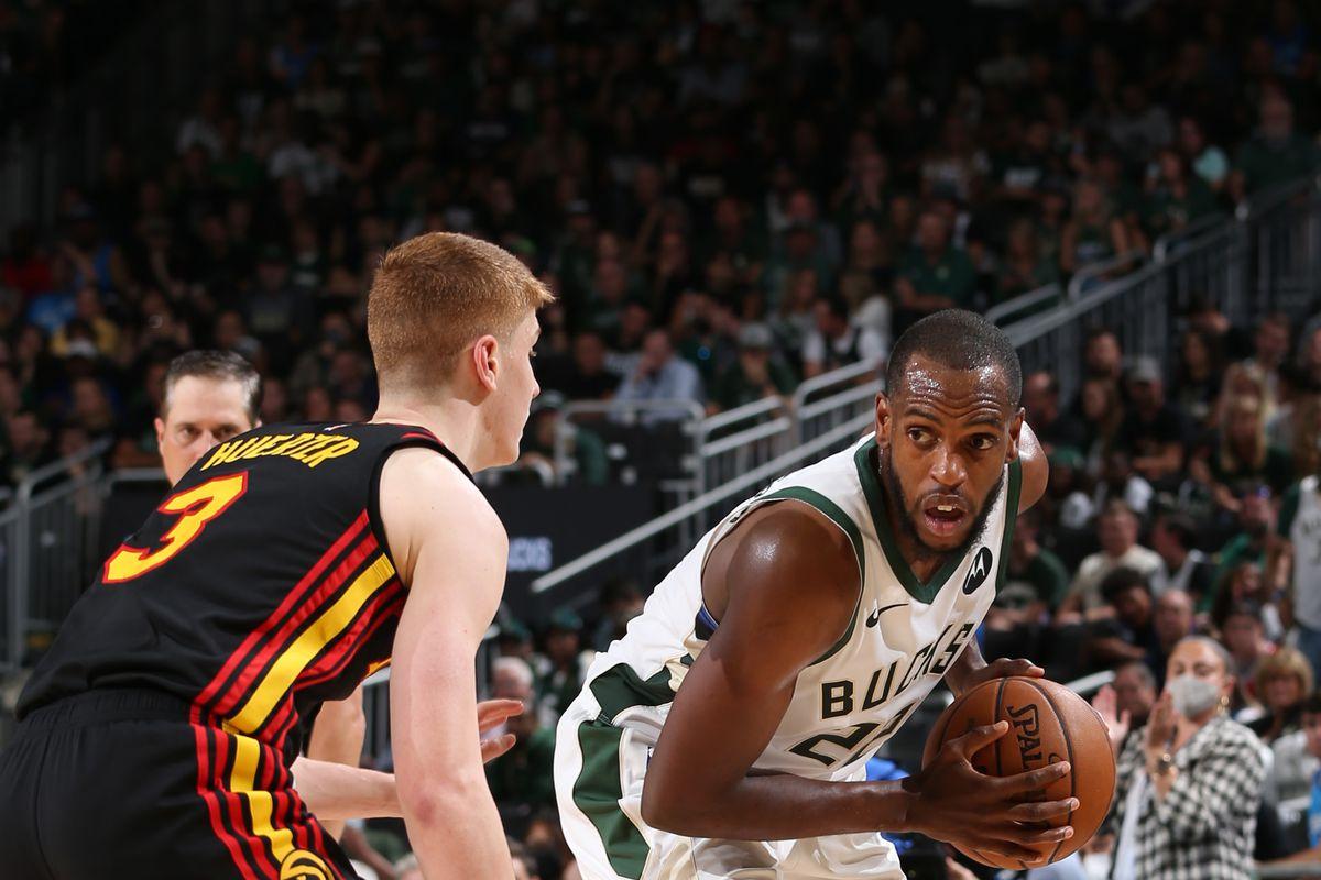 2021 NBA Playoffs - Atlanta Hawks v Milwaukee Bucks