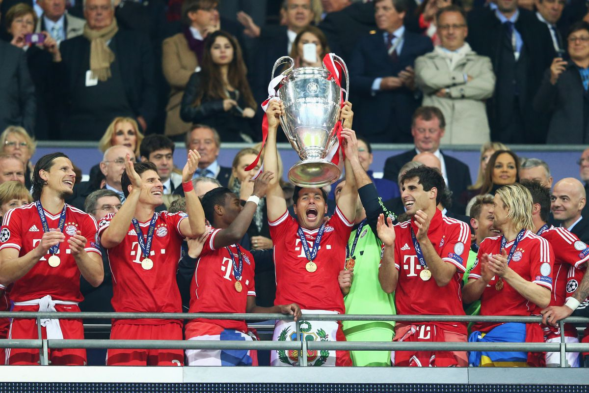 Fc Bayern Munchen 2012 13 The Significant Moments Of This Season S Champions League Campaign Bavarian Football Works
