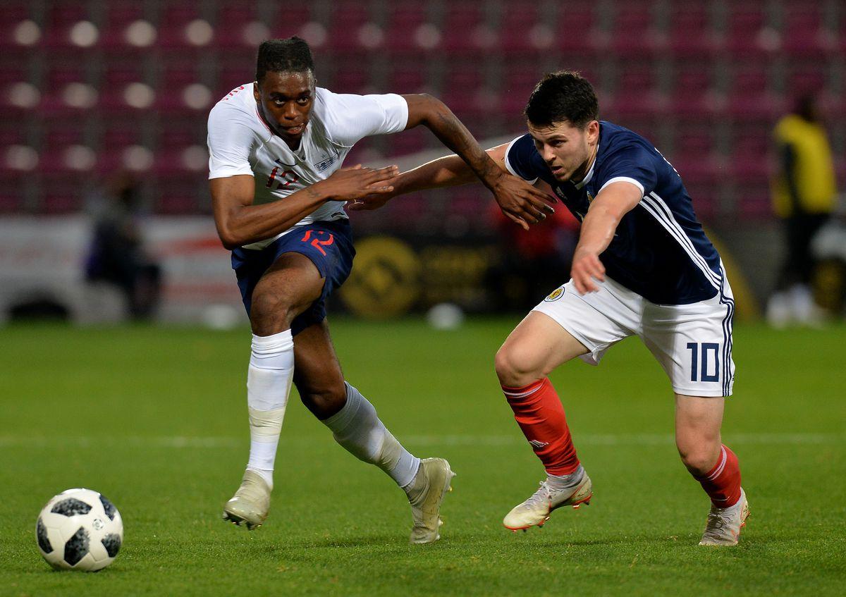 Scotland U21 v England U21 - 2019 UEFA European Under-21 Championship Qualifier