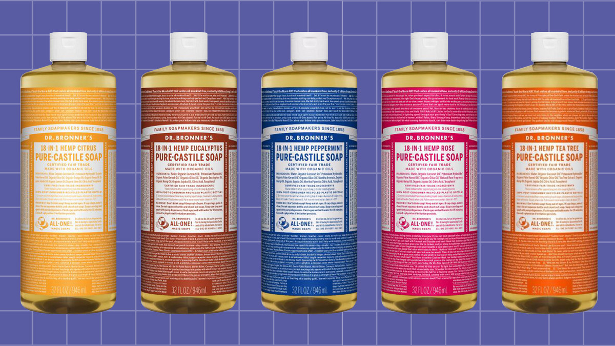Dr. Bronner's in the age of wellness and wokeness - Vox