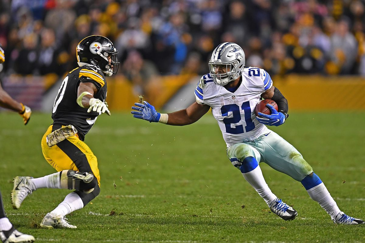 Steelers Ryan Shazier tells everyone why the Cowboys offensive