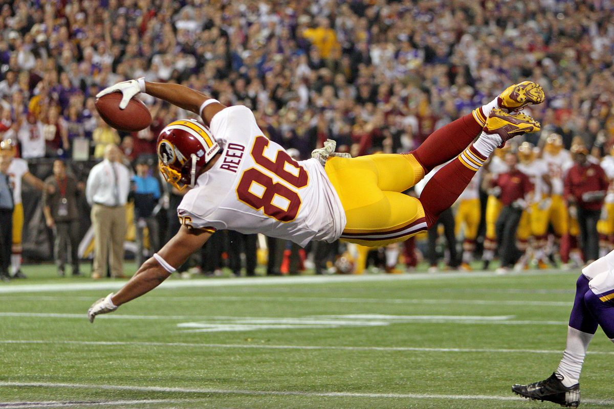 Jordan Reed injury: Redskins TE out with headache ...