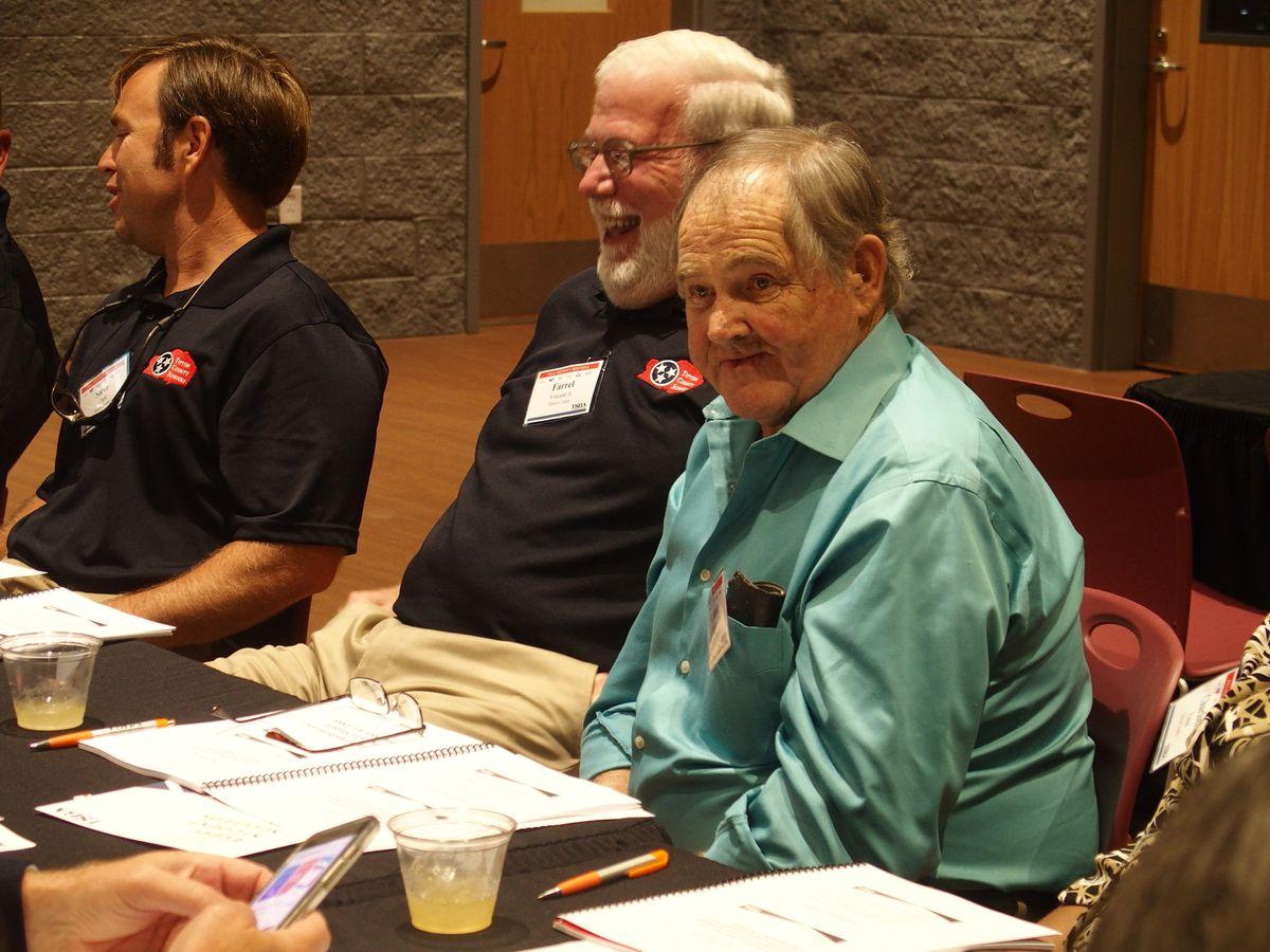 Richard Joyner, school board member in Tipton County