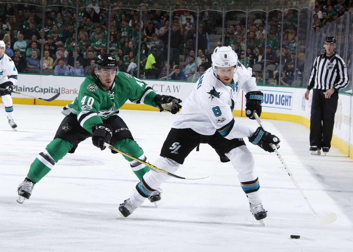 San Jose Sharks v Dallas Stars