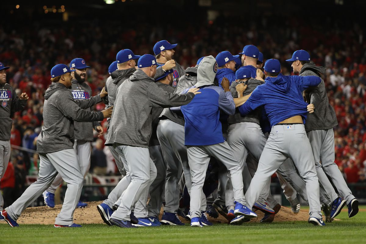 Divisional Round - Chicago Cubs v Washington Nationals - Game Five