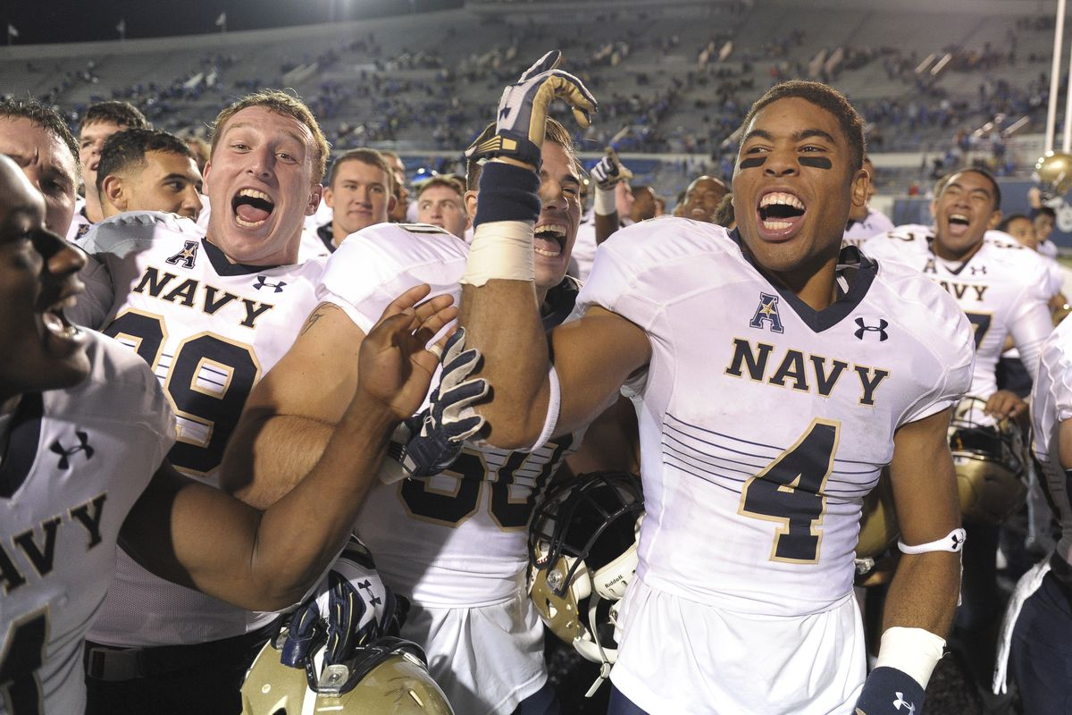 An Open Letter To Navy Football Fans Underdog Dynasty