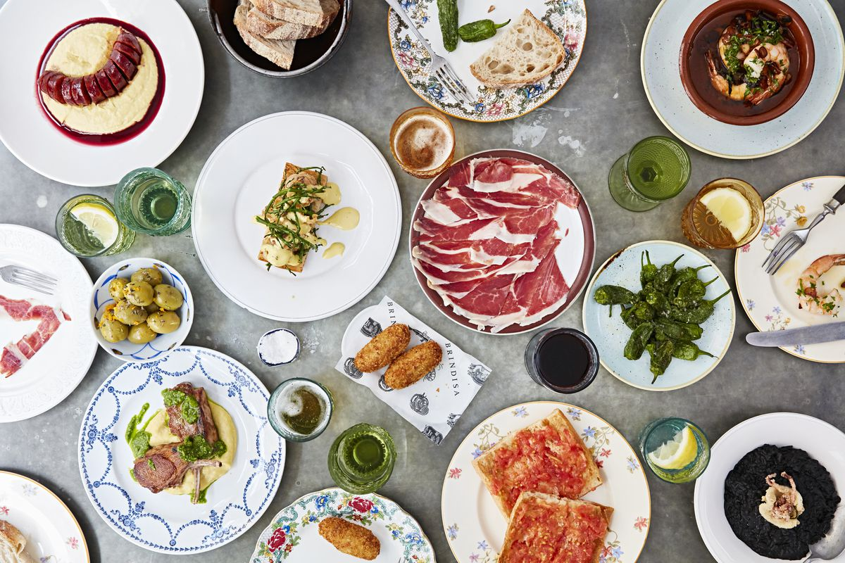 Brindisa Tapas Will Open Sixth Site in Battersea Power Station