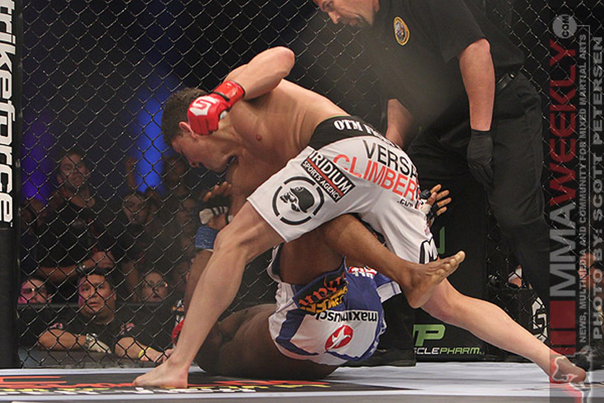 Strikeforce Diaz vs Daley Resu...