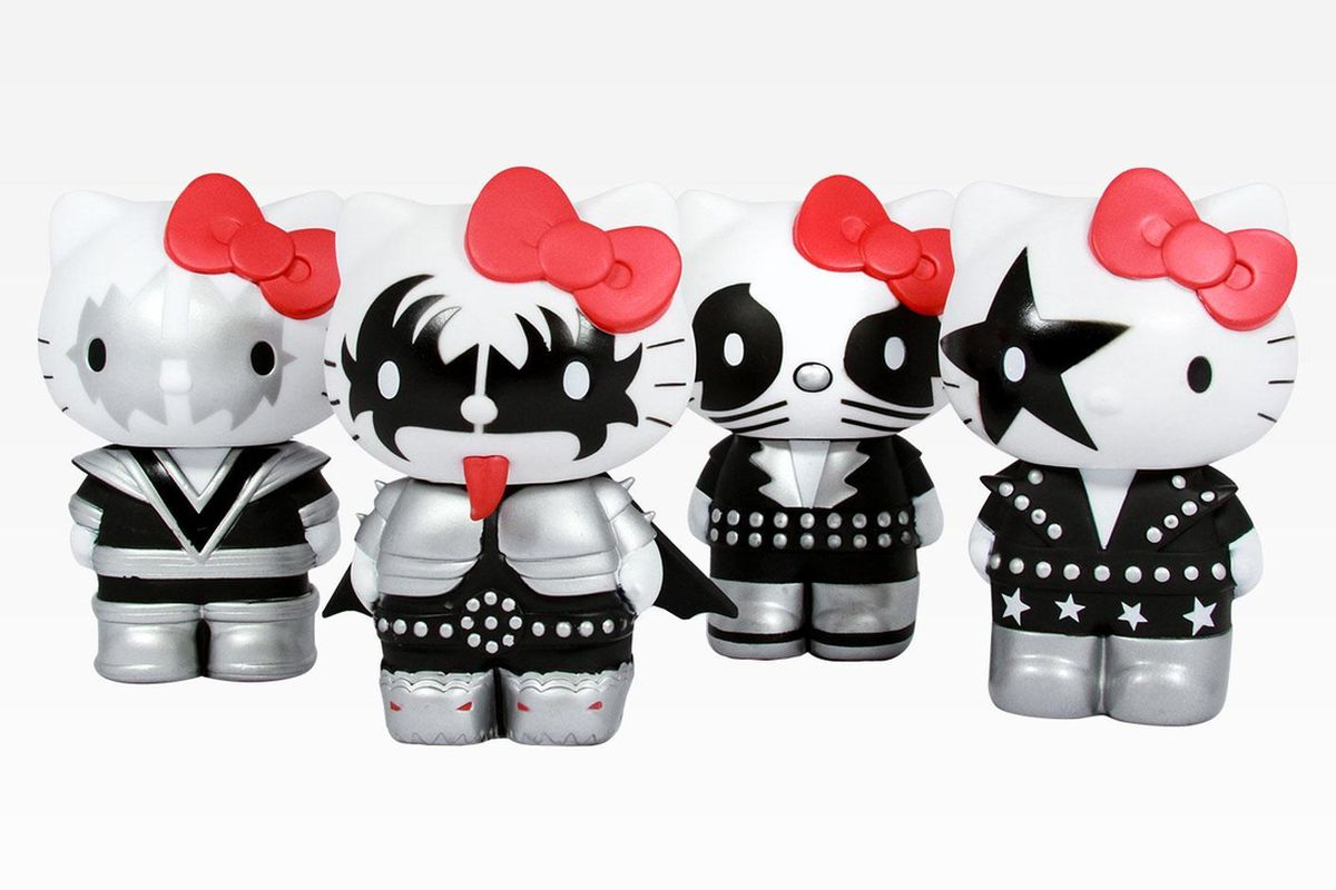 Gene Simmons Producing Kiss And Hello Kitty Mashup For My