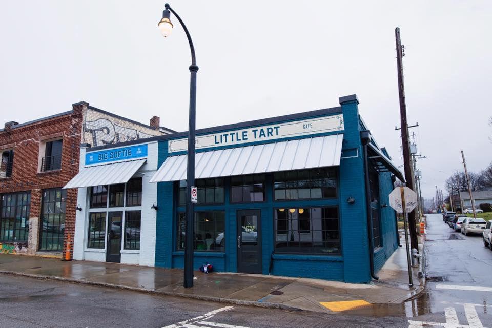 Litte Tart Bakeshop and Big Softie on Georgia Avenue in Summerhill
