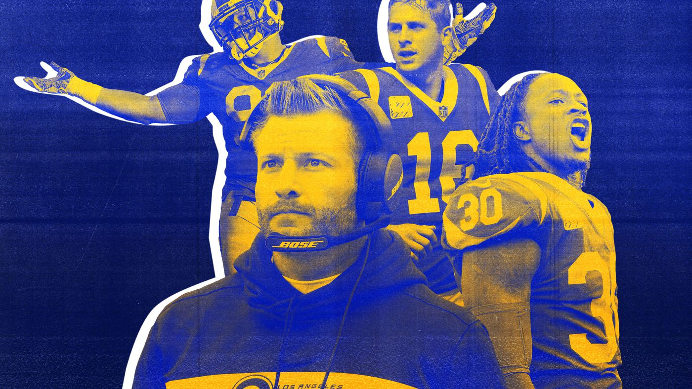 Can the Undefeated Rams Really Make a Run at 16-0? - The Ringer