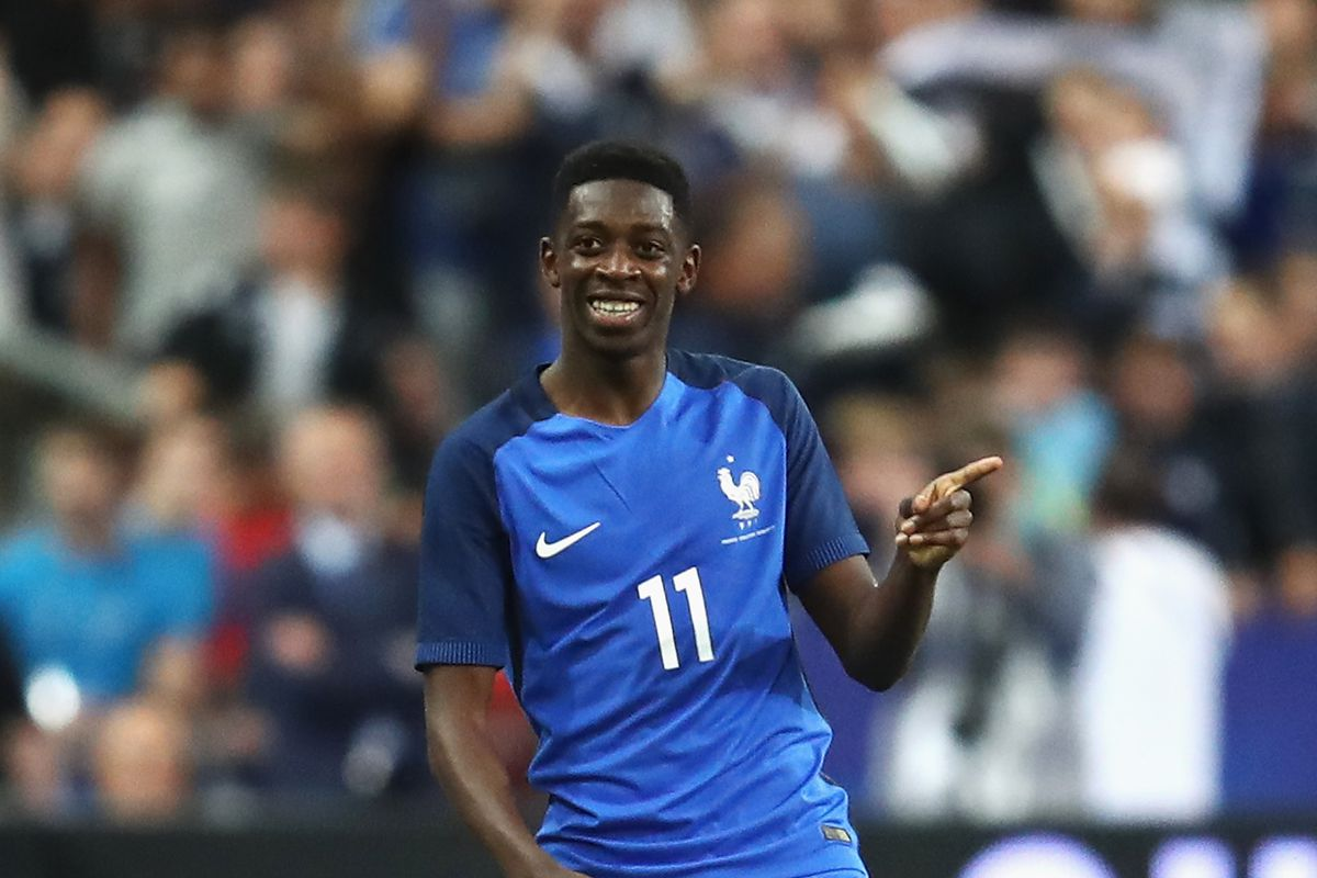 What will Ousmane Dembele bring to Barcelona Barca Blaugranes