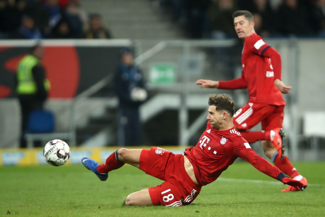 Match awards from Bayern?s big 3-1 win against Hoffenheim
