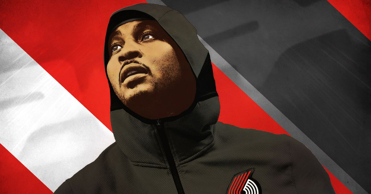 Carmelo Anthony Gets One Last Shot With the Blazers - The Ringer