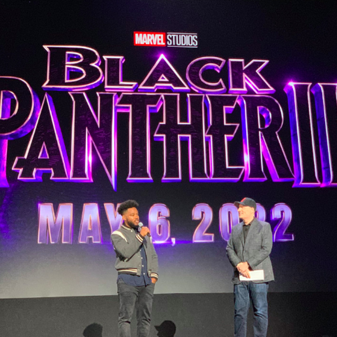 Black Panther 2 Marvel Announces A 2022 Release Date For The Sequel Vox