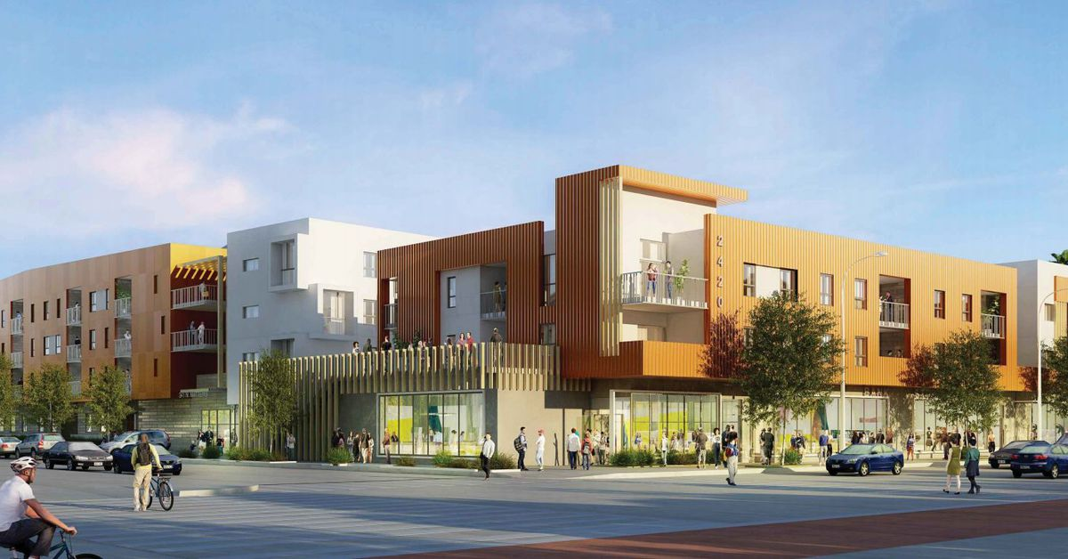Boyle Heights Affordable Housing Complex Planned On Metro
