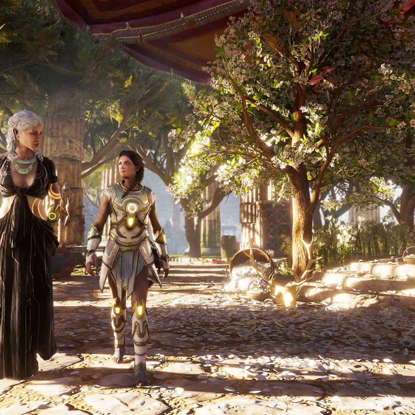 Assassin S Creed Odyssey Dlc Fields Of Elysium Is Free Right Now