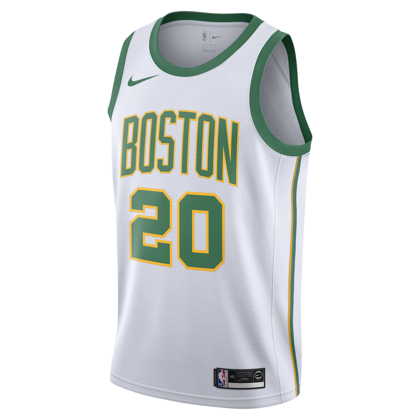 size 40 0fb52 74792 NBA City Edition: The jerseys, T-shirts and merch you can ...
