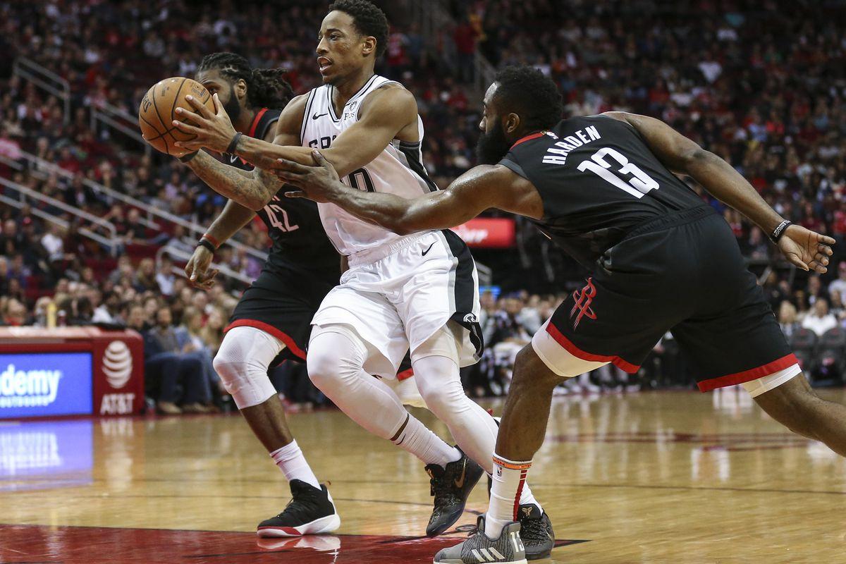 08c0b64d5cd0 Spurs at Rockets
